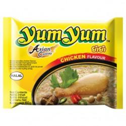 YUM YUM - Instant Chicken Noodles 60g