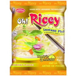 OH! RICEY - Instant Chicken Flavour 70g