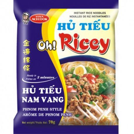 Oh! Ricey Phnom Penh Style Pork Flavor (Hu Tieu Nam Vang) 70g